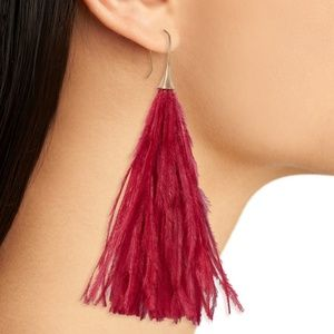 Anthropologie Winona Drop Earrings